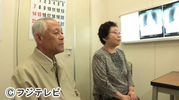 小原信一郎さんの妻・タイさんの体に病気が発見される