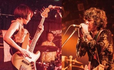 前回の「イケイケロック」でも観客を魅了した、正統派(文学系?)3ピースロックバンド、虹色電鉄