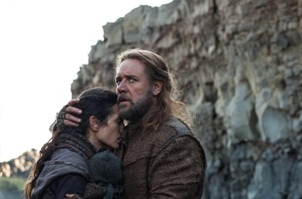 この映像から『ノア 約束の舟』の映像世界を感じ取ってほしい