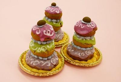 6月30日(月)までの期間限定ケーキ「コーティザン・オウ・ショコラ・アガサ」(税込800円)