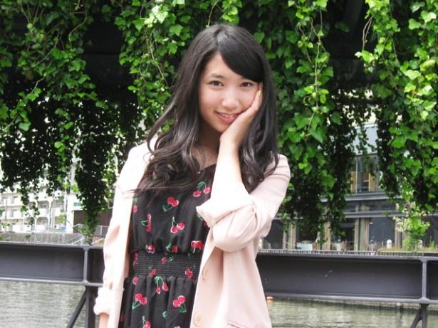 歌手・女優・グラビアなど多方面で活躍中の上野優華(16歳)
