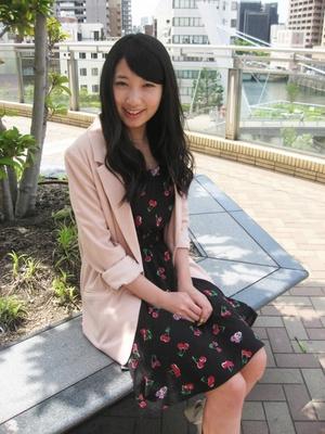 徳島県出身・在住の上野優華(16歳)