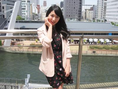 4/23に3rdシングル「Diamond day~ココロノツバサ~/Dear my hero」をリリースした上野優華(16歳)