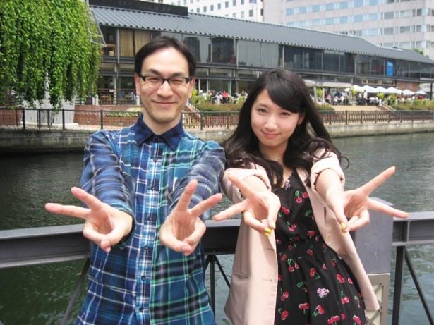 2014年5/6、大阪・湊町リバープレイスにて
