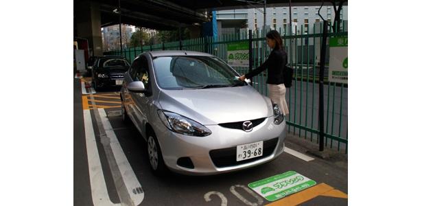 オリックス自動車は、日本でのカーシェアリング事業の草分け的存在
