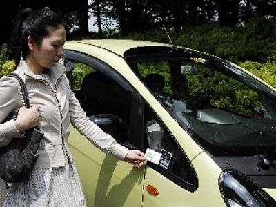 タクシーをつかまえる感覚で使えるのがうれしい