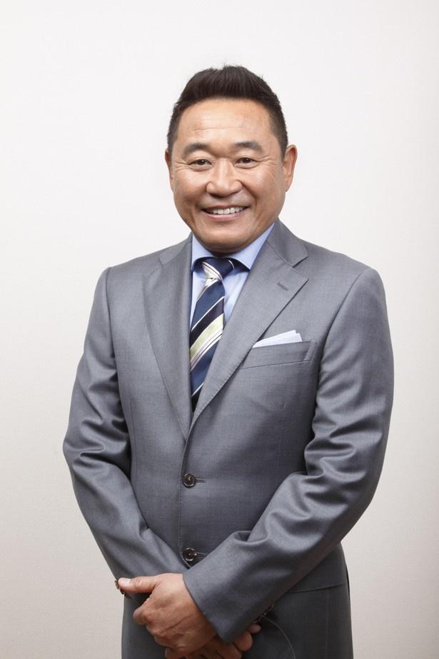 リクルート「ゼクシィ」新CMでナレーションを務めた松木安太郎