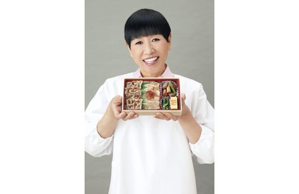 """超""""大物""""タレントの和田アキ子さん監修「わだ家特製 アッコのW焼肉弁当」(680円)ついに登場"""