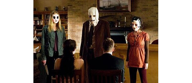 映画の中に登場する怖い方々
