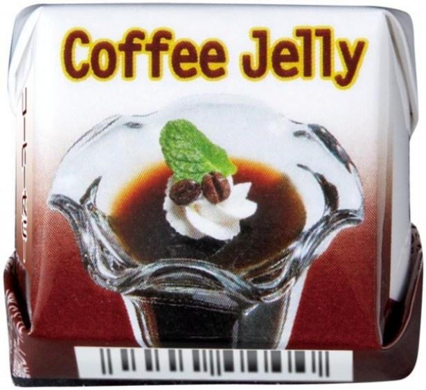 人気フレーバーのため復活した「チロルチョコ(コーヒーゼリー)」