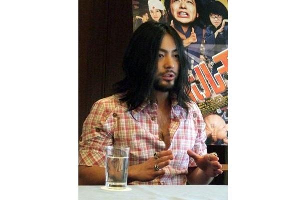 本作で「どのくらい顔の表情を動かせるか」に挑戦したと明かす山田