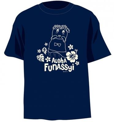 7月18日(金)からの第1弾で発売されるTシャツ(ネイビー・税抜2000円)
