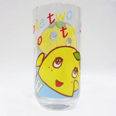 7月26日(土)から発売される「ふなっしー グラス」(税抜700円)