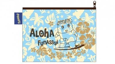 8月2日(土)からの第2弾で発売されるポーチA(税抜1600円)