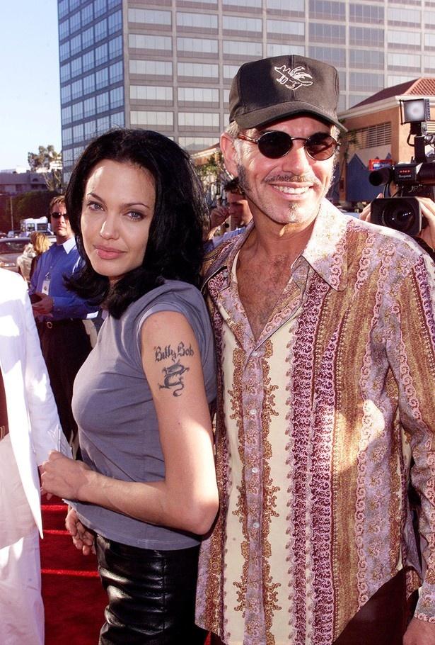2000年にはビリー・ボブ・ソーントンと結婚 2000年にはビリー・ボブ・ソーントンと結婚 写真