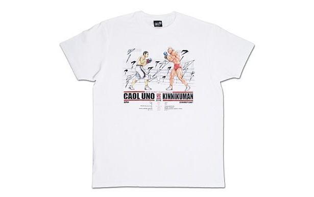 宇野薫商店とのコラボTシャツも!こちらはセブン-イレブンネットで販売中。29+1 STARS VS Tシャツ(5250円、M,L)