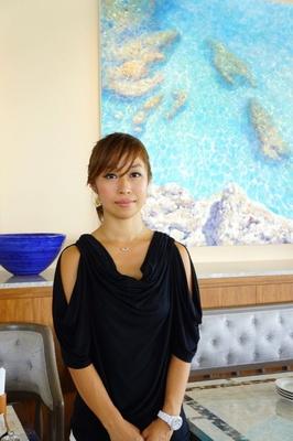 「POSILLIPO –cucina meridionale-」のメニューを監修する秋山あゆさん