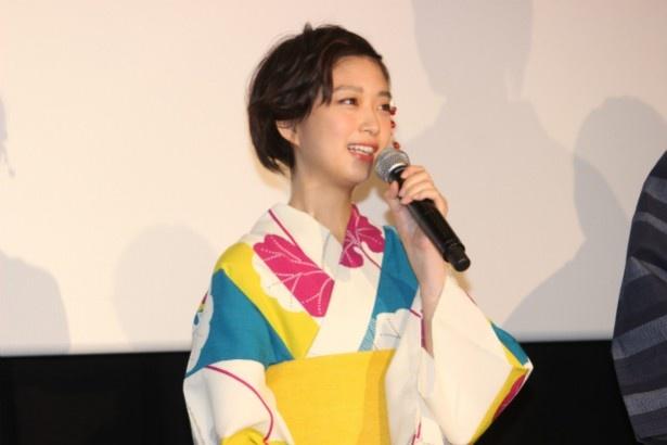 加奈子の同級生・長野役の森川葵