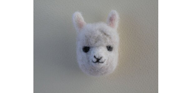 羊毛クラフト体験の完成予想図2