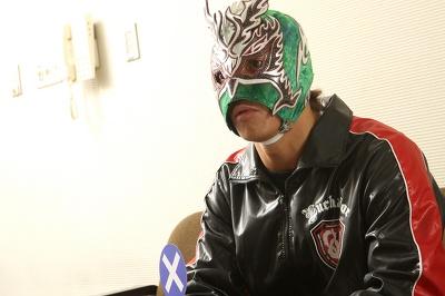 KAMIKAZEの一員として活躍中のドラゴン・キッド選手