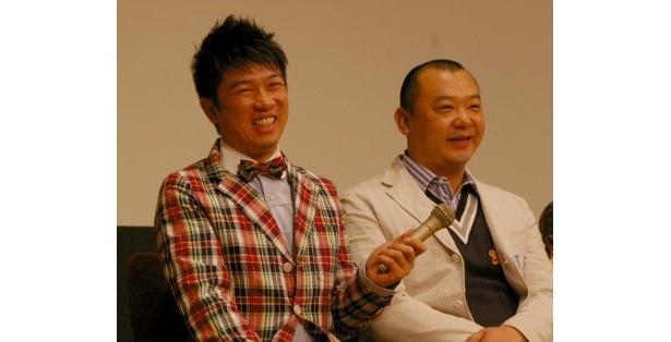 俳優デビューを果たしたTKO。「本当にいい経験ができたし、ハマりました!」