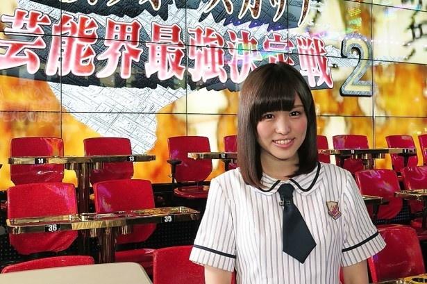 8月4日に乃木坂46の正規メンバーに昇格し、「将棋ウォーズ2」で前回敗戦の雪辱を期す伊藤かりん