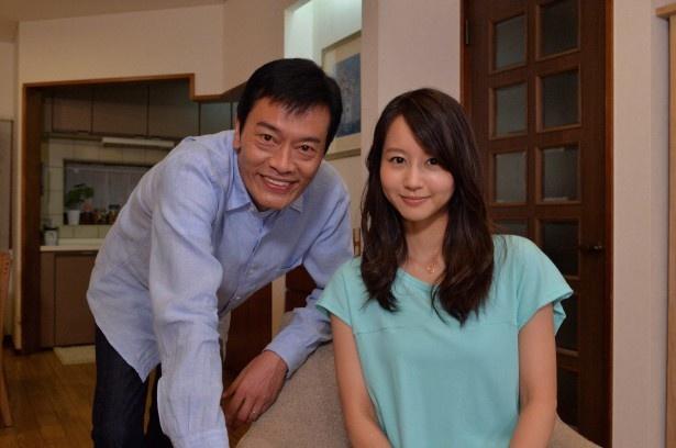 堀北真希と遠藤憲一が娘と父を演じる。遠藤は悪役専門役者の役で、当たり役は「ドブネズミ」という設定
