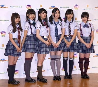 「SKE48 ナガシマリゾート広報大使」の就任発表会が開催された