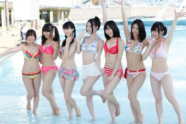 SKE48水着選抜の松井玲奈さん