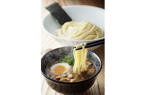 ラーメンファン大注目の「博多つけ麺」