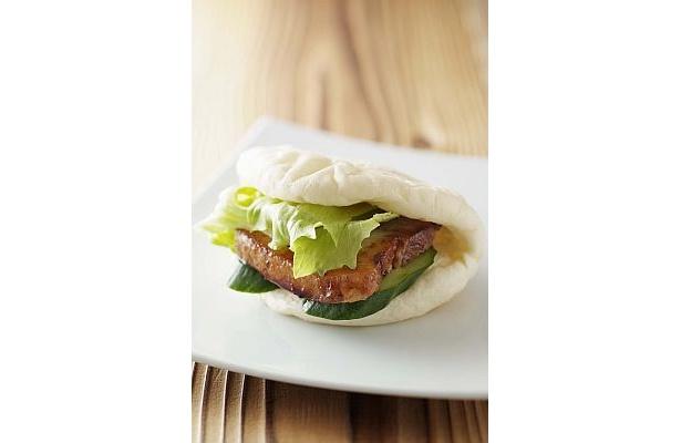 こちらは一風堂発のハンバーガー「博多バンズ」