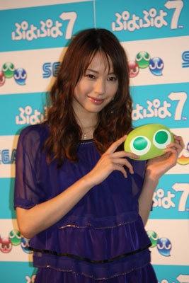 筋金入りの「ぷよぷよ」好きと判明した戸田さん