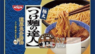 「つけ麺の達人濃厚魚介醤油2人前」は手軽に濃厚つけ麺が食べられる
