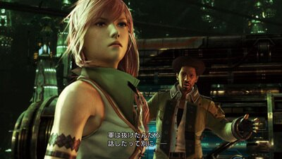 世界を破滅させる敵として選ばれたライトニングを軸に新たな運命が巻き起こる「XIII」
