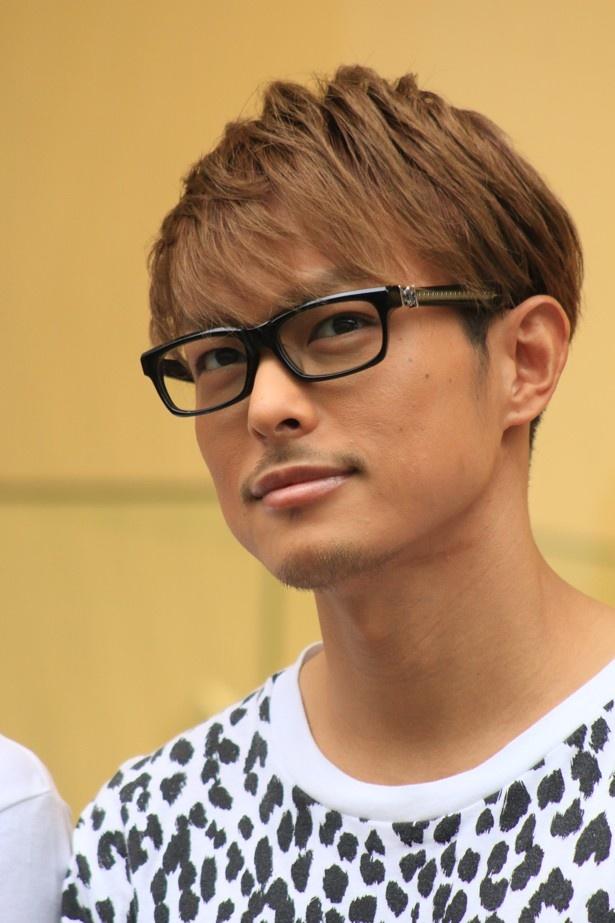 眼鏡も似合う!