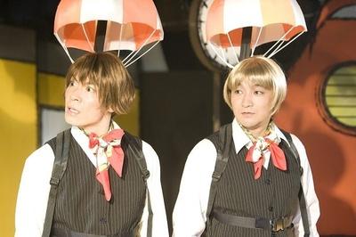 表現・さわやか 第7回公演「アラン!ドロン!」より