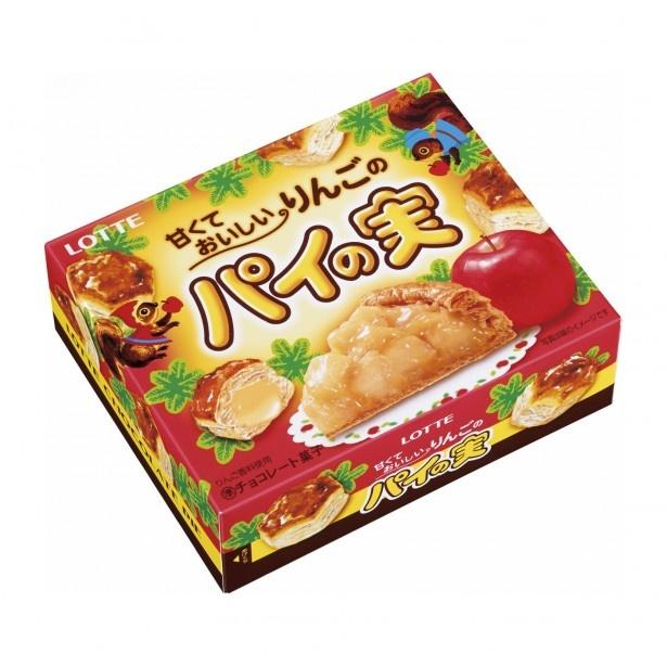 「甘くておいしいりんごのパイの実」は、温めるとまるで本物のアップルパイのような味わいに!