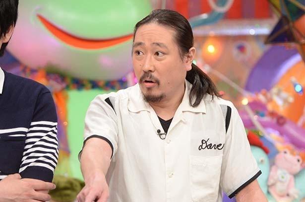 笑い飯・西田幸夫。笑い飯も千鳥とのW冠番組「笑い飯・千鳥の舌舌舌舌」を持っていた