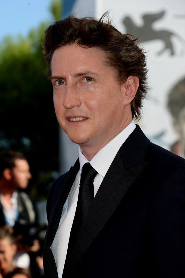 ヴェネチア国際映画祭でのデヴィッド・ゴードン・グリーン監督