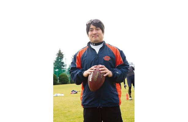 代表の石井選手はプレー同様にアツイ男でした!
