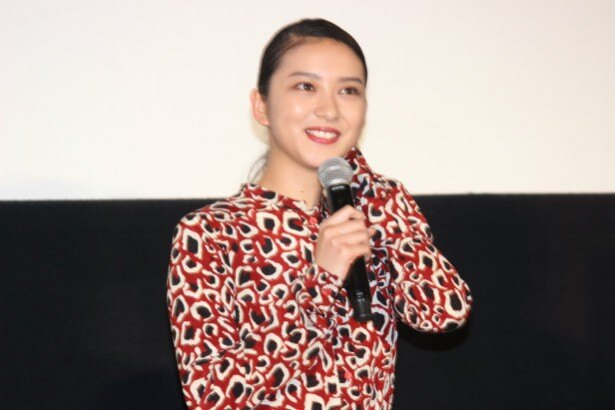 ヒロイン神谷薫役の武井咲