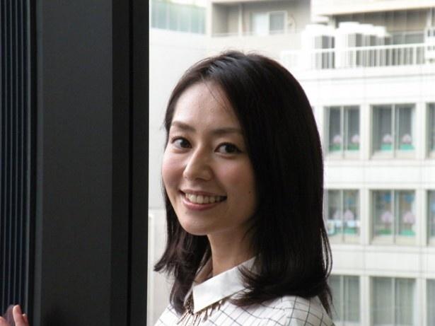 本格初主演作となった本作でバラエティ番組での姿とは違った魅力を発揮する谷桃子