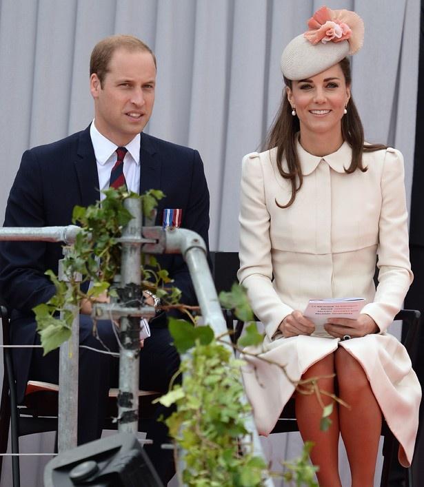 キャサリン妃は少なくても子どもは3人ほしいと言っているそう