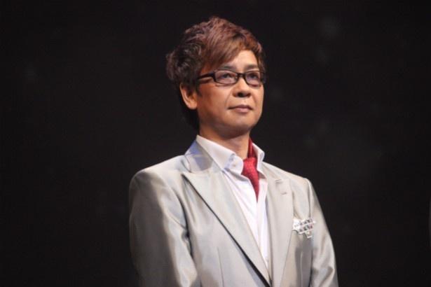 スター・ロードことピーター・クイル役の山寺宏一