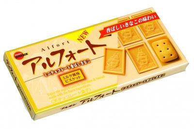 きなこの香ばしさがアップした新生「アルフォートミニチョコレート香ばしきなこ」