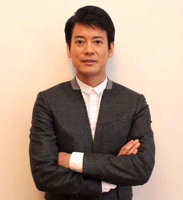 スーツアクター歴25年の本城渉役を演じる唐沢寿明