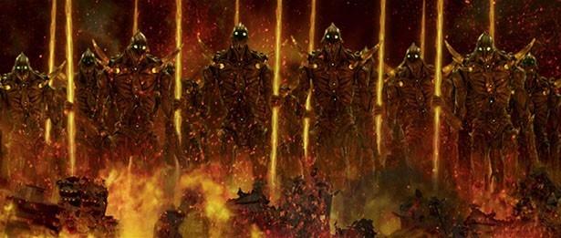 庵野秀明による企画作品「巨神兵東京に現わる」。来年公開予定の映画「進撃の巨人」の樋口真嗣が監督を手掛けた