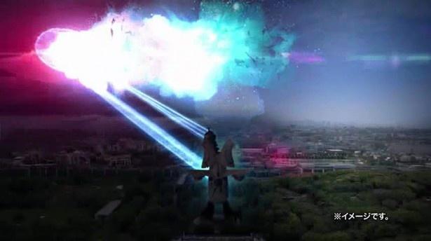 暗雲を退治する、太陽の塔のロボ/公式プロモーションムービー(10/11)