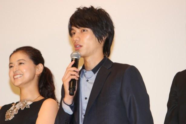 人気若手俳優・一ノ瀬リョウ役の福士蒼汰