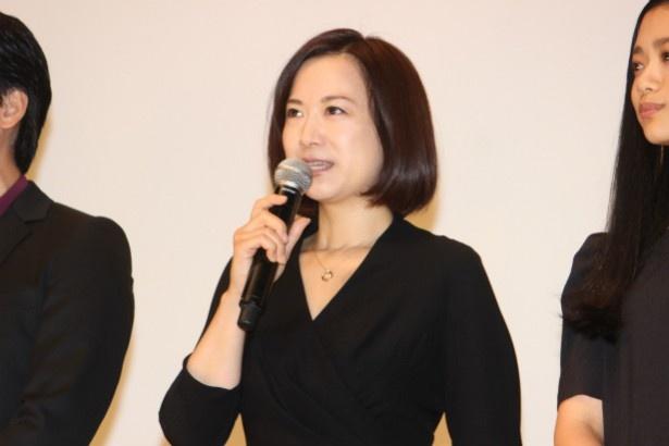 渉の元妻・元村凛子役の和久井映見